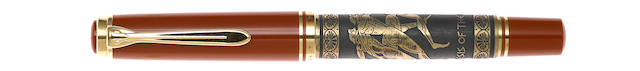 PELIKAN: Genesis of the Olympiad Special Edition Fountain Pen