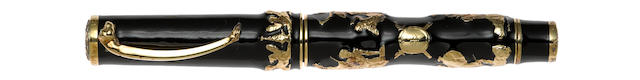 OMAS: Russian Empire Limited Edition 801 Fountain Pen