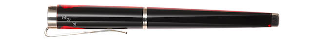 MONTBLANC: Franz Kafka Writers Series Limited Edition Fountain Pen