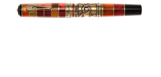 MARLEN: Gens Pompeia Limited Edition 600 Fountain Pen