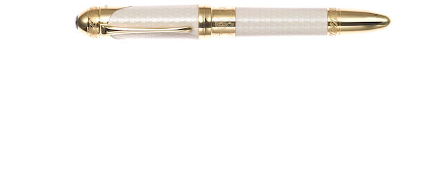 MONTBLANC: Max von Oppenheim Patron of Art Series Limited Edition 888 Fountain Pen