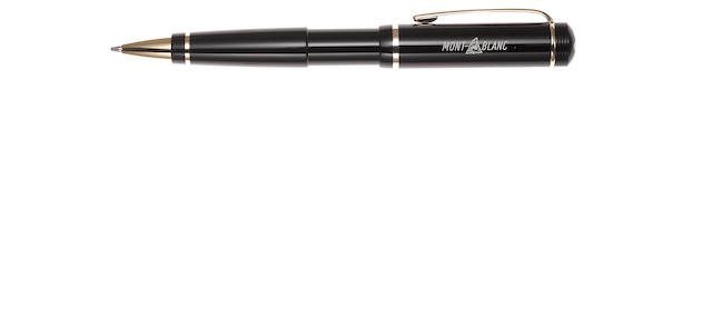 MONTBLANC: 100 Year Historical Collection Limited Edition Mechanical Pencil