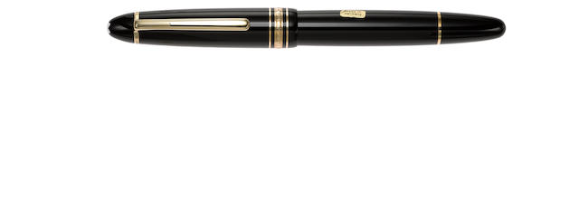 MONTBLANC: Meisterstück Document Marker 166
