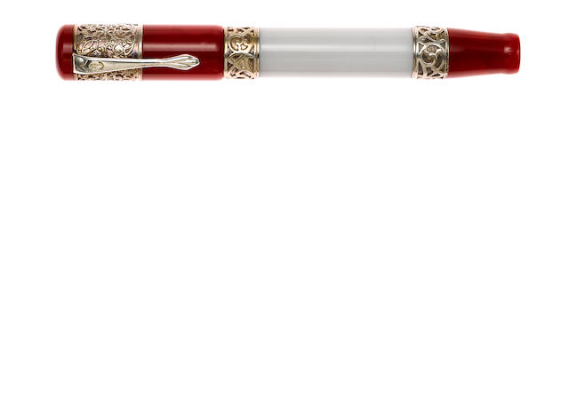 ANCORA: Cava Michelangelo Limited Edition 88 Fountain Pen