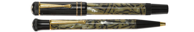 MONTBLANC: Oscar Wilde Writers Series Limited Edition 3-Piece Lot