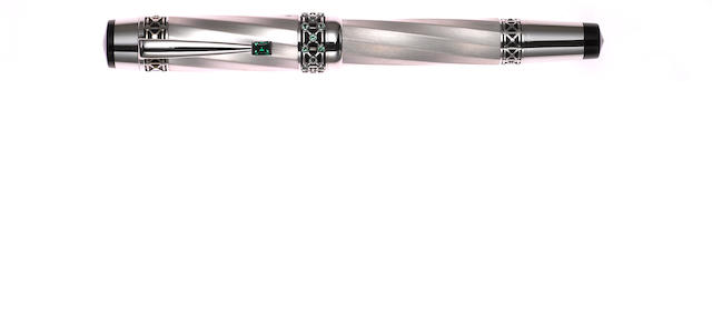 MONTBLANC: Karl der Grosse, Hommage à Charlemagne Patron of Art Series Limited Edition 888 Fountain Pen