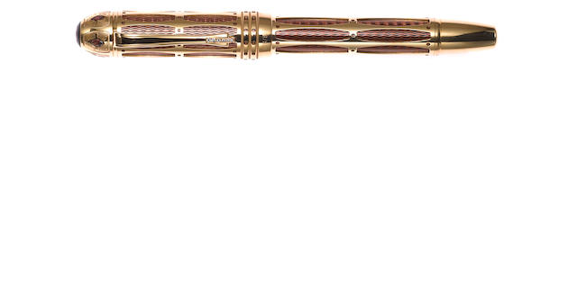 MONTBLANC: Pope Julius II Patron of Art Limited Edition 888 Fountain Pen