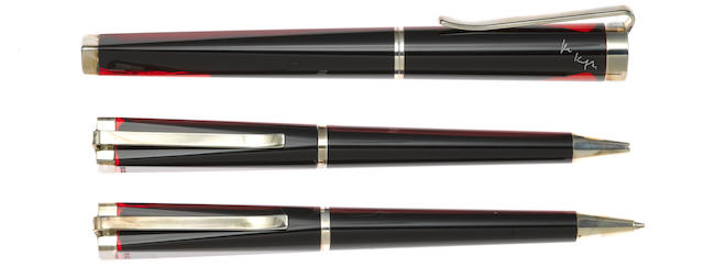 MONTBLANC: Franz Kafka Writers Series Limited Edition 3-piece Set