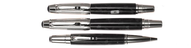 MONTBLANC: Soulmakers for 100 Years 1906 Boheme Limited Edition 3-Piece Set