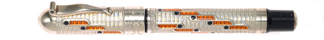 MONTEGRAPPA: 88th Anniversary Limited Edition 888 Fountain Pen