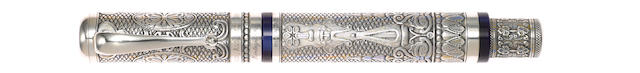 MONTEGRAPPA: America's Cup Auckland New Zealand Limited Edition Fountain Pen