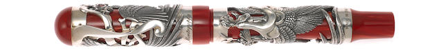 MONTEGRAPPA: Eternal Bird Limited Edition 1912 Fountain Pen