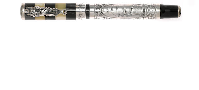 MONTEGRAPPA: Amerigo Vespucci Limited Edition Fountain Pen