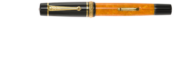 DELTA: Colosseum Celebration Vermeil Limited Edition 70 Fountain Pen