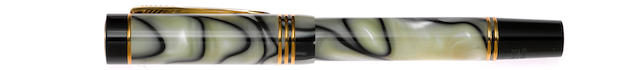 PARKER: Norman Rockwell Limited Edition 3500 Fountain Pen
