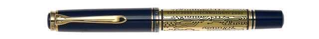 PELIKAN: Expo 2000: Technology Limited Edition Fountain Pen
