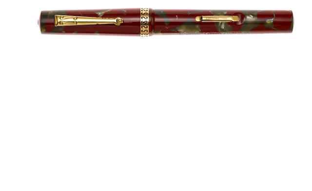 DELTA: Pompei Limited Edition 1600 Fountain Pen