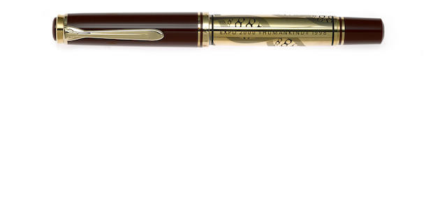 PELIKAN: Expo 2000: Humankind Limited Edition Fountain Pen