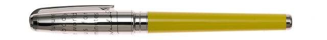 DUPONT: Olympio Andy Warhol Marilyn Limited Edition 1964 Fountain Pen