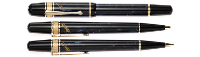 MONTBLANC: Edgar Allen Poe Writers Series Limited Edition 3-Piece Set