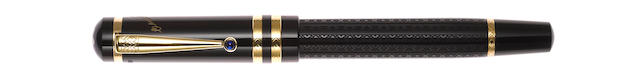 MONTBLANC: Dostoevsky Limited Edition Writers Series Fountain Pen