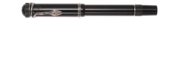 MONTBLANC: Agatha Christie Writers Series Limited Edition Fountain Pen