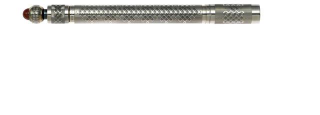 OMAS: L'Ingegno Scrittorio di Leonardo Limited Edition Silver Fountain Pen