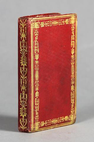KOENIG, FRANZ-NIKLAUS. Nouvelle collection de costumes Suisses. Paris: Lefuel, [1820].