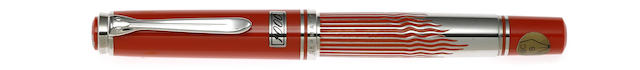 "PELIKAN: Austria 1000 Year Commemorative ""1000 Jahre Osterreich"" Limited Edition 1000 Fountain Pen"