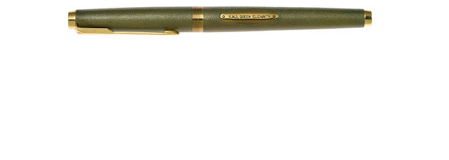 PARKER: Parker 75 RMS Queen Elizabeth Limited Edition Fountain Pen