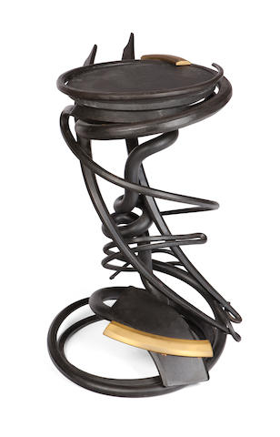 Albert Paley (American, born 1944) Plant Stand, 1991