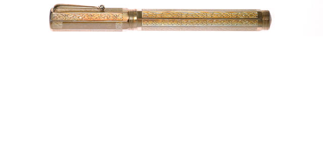 MONTEGRAPPA: 80th Anniversary Limited Edition 1912 Fountain Pen