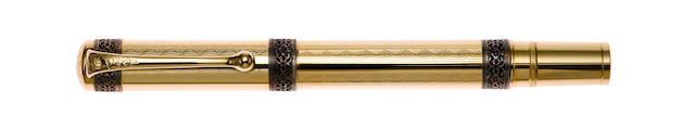 AURORA: 75th Anniversary Limited Edition 1919 Fountain Pen