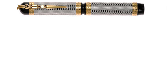 VISCONTI: Camelot Limited Edition 999 Fountain Pen **no box**