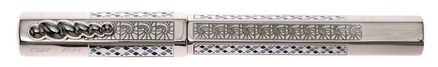 CARAN d'ACHE: La Modernista Limited Edition 1888 Fountain Pen