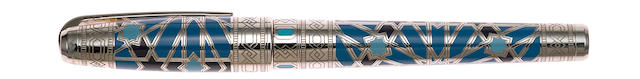DUPONT: Andalusia Limited Edition 2500 Fountain Pen
