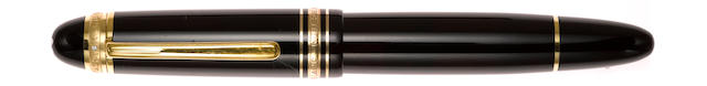 MONTBLANC: Meisterstuck Special Anniversary Edition 149 Fountain Pen