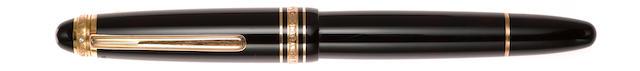 MONTBLANC: Meisterstück 146 Fountain Pen 1924 Anniversary Limited Edition