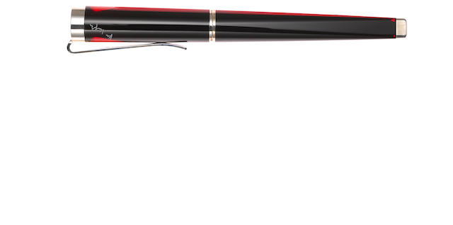 MONTBLANC: Franz Kafka Limited Edition Writers Series Fountain Pen