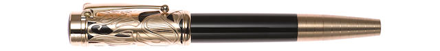 MONTBLANC: Carlo Collodi Writers Series Limited Edition Fountain Pen