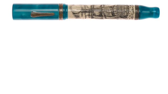 KRONE: HMS Victory Limited Edition 150 Fountain Pen