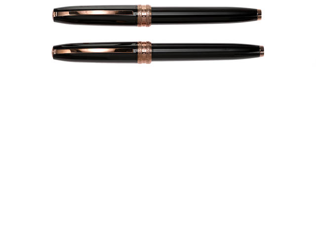 VISCONTI: Michelangelo Grande Limited Edition Fountain Pen & Rollerball