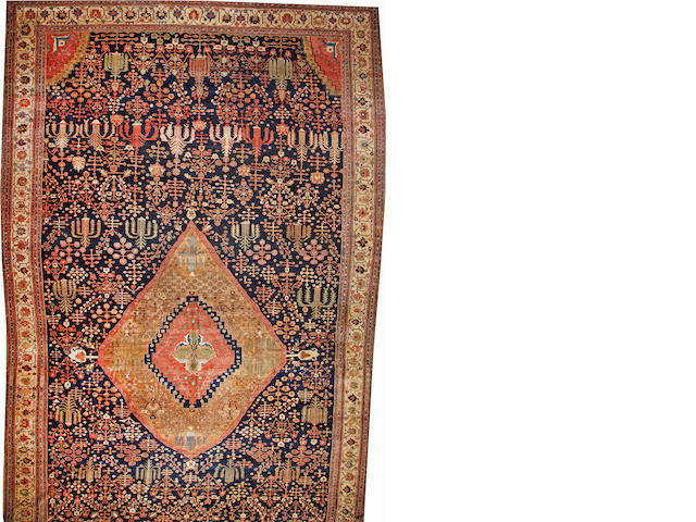 A Fereghan carpet Central Persia, size approximately 15ft. 5in. x 26ft. 8in.