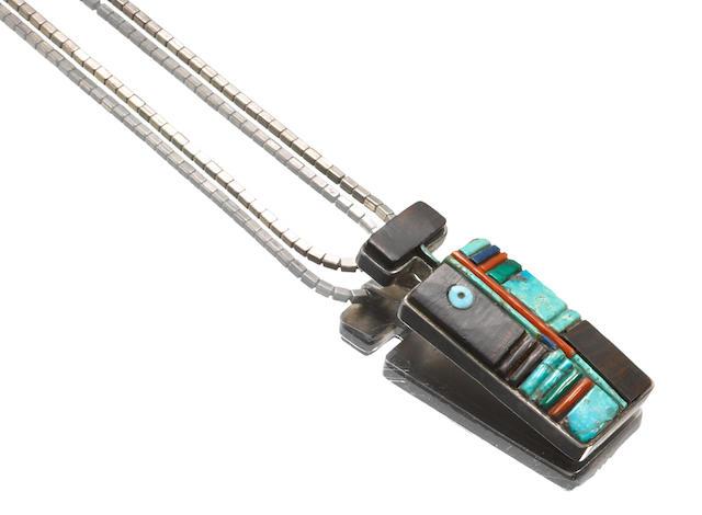A Hopi pendant