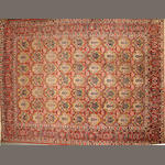 A Bakhtiari carpet  size approximately 10ft. 3in. x 14ft.