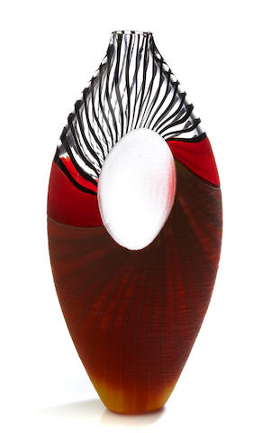 Davide Salvadore (Italian, born 1953) and Ivan Campagnol (Italian, born 1950's) Vase