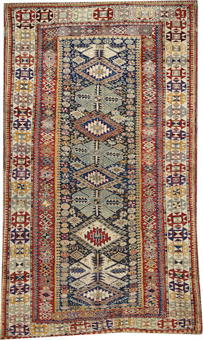 A Kuba rug  Caucasus size approximately 5ft. 2in. x 8ft. 10in.