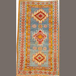 An Oushak rug  West Anatolia size approximately 4ft. 2in. x 7ft. 2in.