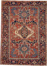 A Karaja rug  Northwest Persia size approximately 4ft. 5in. x 6ft. 3in.