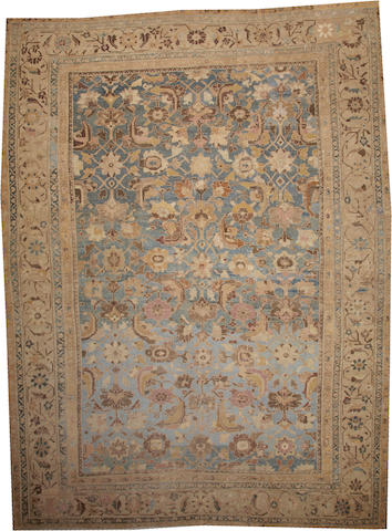 A Sultanabad carpet  Central Persia size approximately 13ft. 4in. x 17ft. 10in.
